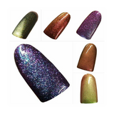 FX ~ COLOURED ACRYLIC POWDER ~ JOSS ~ NAIL ART Collection