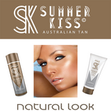 SUMMER KISS ~ NATURAL LOOK ~ TANNING Collection