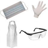 OPERATORS PROTECTION ~ NAIL DISPOSABLES Collection