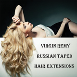 HUMAN HAIR TAPE EXTENSIONS ~ SEAMLESS1 (S1) Collection