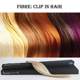 FIBRE ~ CLIP IN HAIR EXTENSIONS ~ SEAMLESS1 (S1) Collection