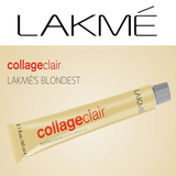 COLLAGE CLAIR ~ SUPER BLONDING TINT ~ LAKME Collection