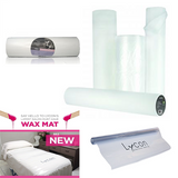 BED MATS & ROLLS ~ WAXING Collection