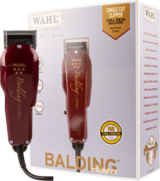 BALDING ~ CORDED ~ CLIPPER Collection