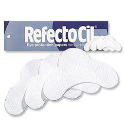 DISPOSABLE EYE PROTECTION PADS ~ REFECTOCIL Collection