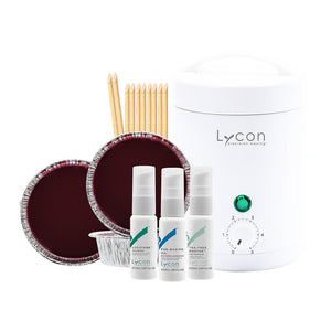 LYCON | BABY FACE WAXING KIT