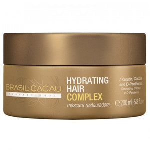 HYDRATING HAIR COMPLEX MASK ~ BRASIL CACAU Collection ~ 200ml
