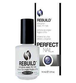 SECHE PERFECT NAIL ~ 14ml ~ REBUILD ~ MANI & PEDI Collection