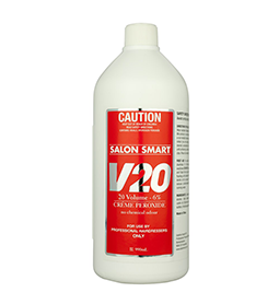 20vol (6%) PEROXIDE ~ SALON SMART Collection