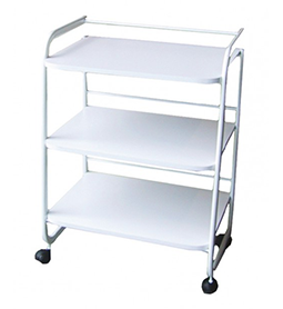 3 SHELVES ~ BEAUTY TROLLEY ~ JOIKEN Collection