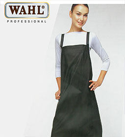 BLACK ~ STYLIST COVER UP APRON ~ WAHL Collection