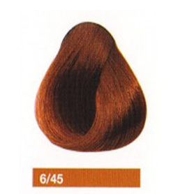 6/45 ~ MAHOGANY COPPER DARK BLONDE ~ COLLAGE HAIR TINT RANGE ~ LAKME Collection