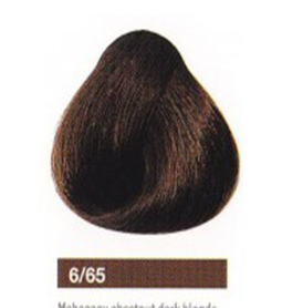 6/65 ~ MAHOGANY CHESTNUT DARK BLONDE ~ COLLAGE HAIR TINT RANGE ~ LAKME Collection