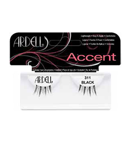 311 BLACK ~ ACCENT STRIP LASH RANGE ~ ARDELL Collection