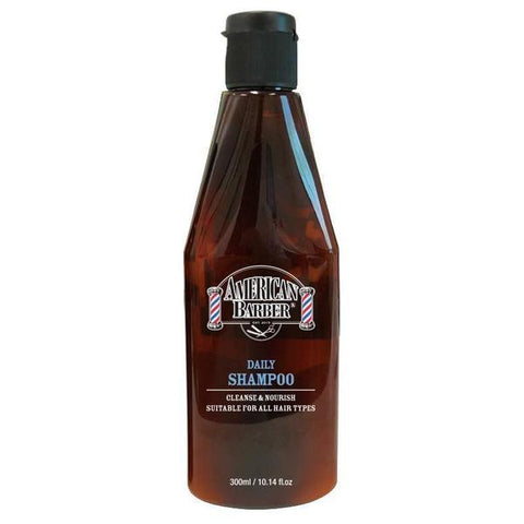 AMERICAN BARBER - DAILY SHAMPOO 300ml