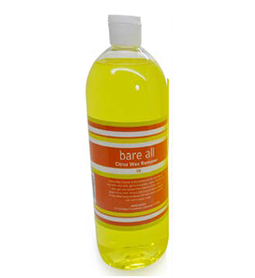 CITRUS WAX CLEANSER ~ 1Ltr & 5Ltr ~ BARE ALL Collection