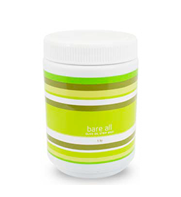 OLIVE OIL ~ STRIP WAX ~ BARE ALL Collection