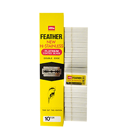 FEATHER ~ DOUBLE EDGE BLADES ~ SUNDRIES ~ RAZORS & BLADES Collection