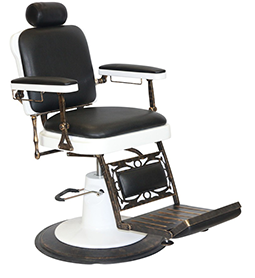 Chicago ~ Black ~ Barber Chair ~ Joiken Collection ~ Rubys Salon Supplies