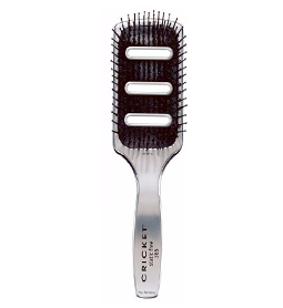 385 ~ CUSHION VENT ~ VISAGE STATIC FREE BRUSH RANGE ~ CRICKET Collection