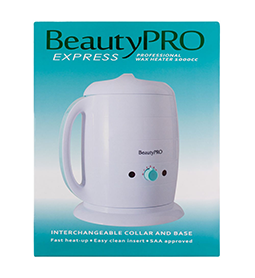 EXPRESS WAX POT HEATER ~ 1 Litre ~ BEAUTYPRO Collection