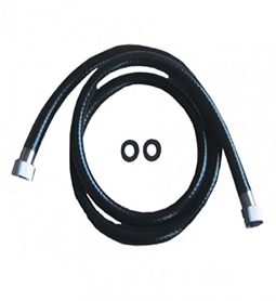 Black Hand Shower Hose ~ Joiken Collection ~ Rubys Salon Supplies