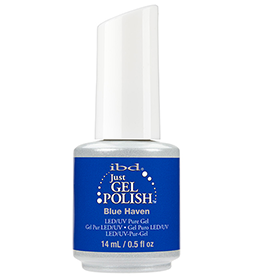 BLUE HAVEN ~ 14ml ~ JUST GEL POLISH ~ IBD Collection