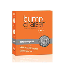 Bump eRaiser Exfoliating Mitt ~ CARON Collection