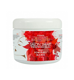 RED ~ COLOURED POWDERED BLEACH ~ SALON SMART Collection