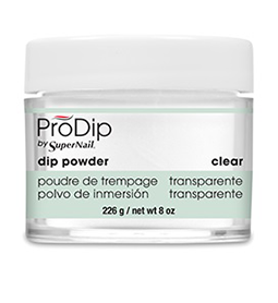 *CLEAR ~ Acrylic Dip Powder ~ 56g, 113g & 226g ~ PRODIP Collection