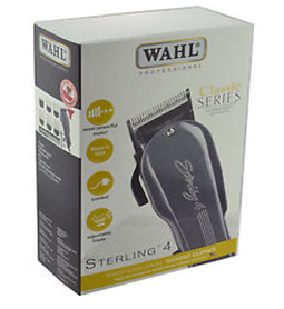 STERLING 4 ~ CORDED ~ CLIPPER Collection