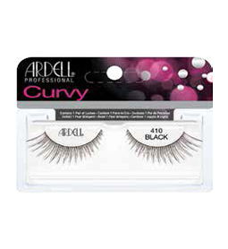 410 BLACK ~ CURVY STRIP LASH RANGE ~ ARDELL Collection