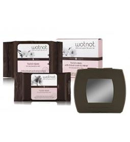 Wotnot Facial & Body Wipes ~ CARON Collection