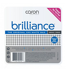 BRILLIANCE ~ HOT/HARD WAX ~ CARON Collection