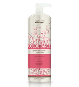 COLOURANCE ~ SHINE ENHANCING CONDITIONER ~ 1 Litre ~ NATURAL LOOK Collection