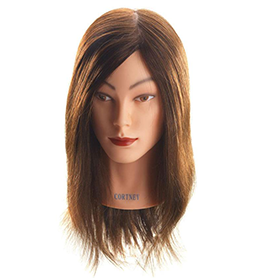 CORTNEY ~ MEDIUM HAIR ~ MANNEQUIN Collection