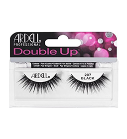 204 BLACK ~ DOUBLE UP STRIP LASH RANGE ~ ARDELL Collection
