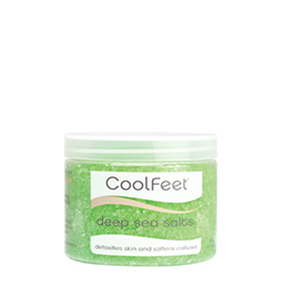 DEEP SEA SALTS ~ 500g ~ NATURAL LOOK Collection
