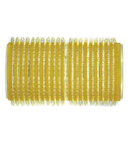 YELLOW ~ 32mm ~ 6 Pack ~ VALCRO ROLLERS ~ HI LIFT Collection