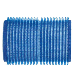 ROYAL BLUE ~ 40mm ~ 6 Pack ~ VALCRO ROLLERS ~ HI LIFT Collection
