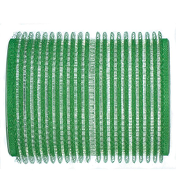 GREEN ~ 48mm ~ 6 Pack ~ VALCRO ROLLERS ~ HI LIFT Collection