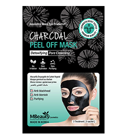 PEEL OFF MASK ~ CHARCOAL ~ DIY ~ FACE MASKS & NOSE STRIPS Collection