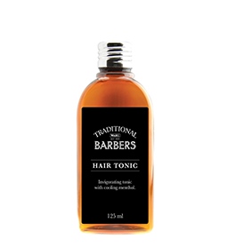 HAIR TONIC ~ 125ml ~ TRADITIONAL BARBERS Collection