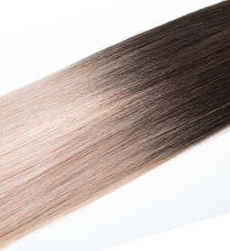 HOT CHOCOLATE ~ BALAYAGE ~ HUMAN HAIR ~ 21 INCHES ~ S1 TAPE EXTENSION Collection