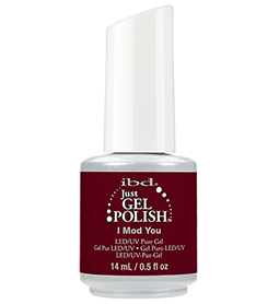 I MOD YOU ~ 14ml ~ JUST GEL POLISH ~ IBD Collection