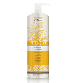 INTENSIVE ~ FORTIFYING SHAMPOO ~ 1 Litre ~ NATURAL LOOK Collection
