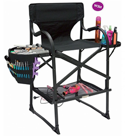 IVY ~ PROFESSIONAL MAKE UP CHAIR ~ PORTABLE ~ JOIKEN Collection
