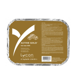 ACTIVE GOLD ~ HOT/HARD WAX ~ LYCON Collection