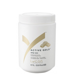 ACTIVE GOLD ~ STRIP WAX ~ LYCON Collection