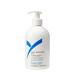 PRE-WAXING OIL ~ LYCON Collection